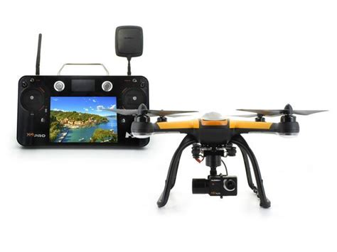 hubsan hs brushless  pro  fpv  p hd camera gps  axis gimbal advanced touch