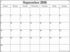 root 2019 2018 Calendar Printable with holidays list