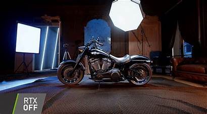 Harley Davidson Fat Ue4 Boy Unreal Road