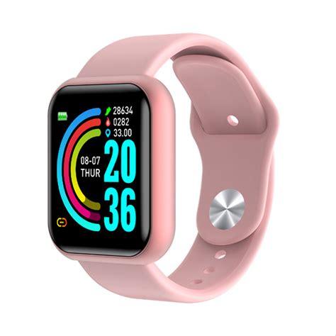 2020 Y68 Bluetooth Digital Smart Watches Men Women Kids
