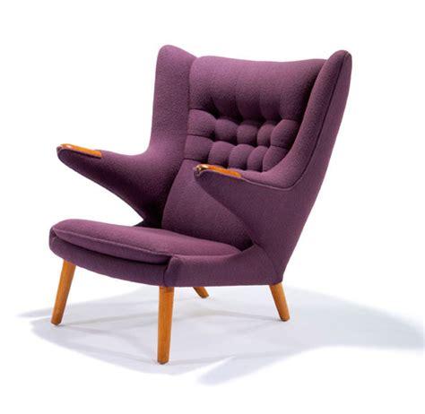 Hans Wegner Papa Chair by Loughrey Highlights Hans Wegner In Lama S 50th
