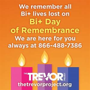 Trevor Recognizes Women's History and Bisexual+ Health ...