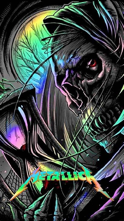 Zedge Metallica Band Metal Wallpapers Poster Rock