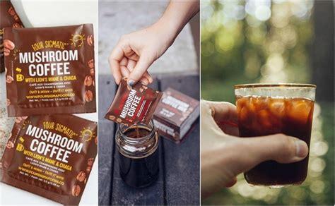 reasons  youll     mushroom coffee