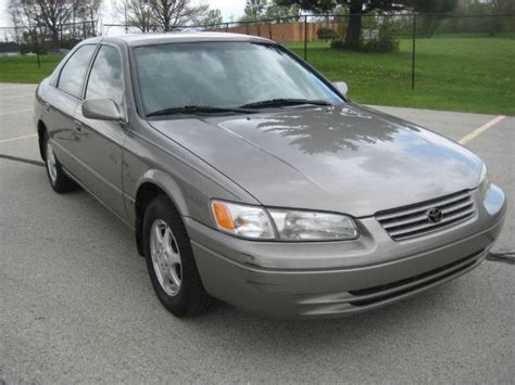Toyota Camry Gray 1998  Used Cars For Sale