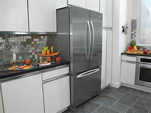 kitchenaid counter depth refrigerator kitchenaid panel With kitchen cabinets lowes with french bulldog stickers