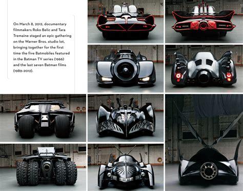 batmobile  complete history