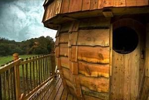 Constructeur Cabane Dans Les Arbres : cabane des l gendes nidperch constructeur de cabane ~ Dallasstarsshop.com Idées de Décoration