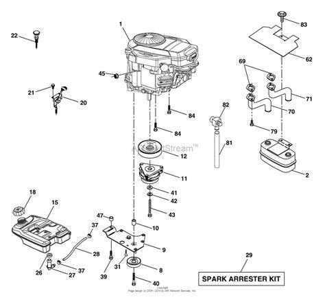 Sear 26 Kohler Engine Electrical Diagram by Ayp Electrolux Pdgt26h54a 2004 Parts Diagram For Engine