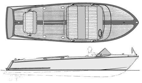 tahoe classic triple cockpit runabout boatdesign