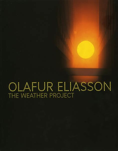 The Weather Project ? Publication ? Studio Olafur Eliasson