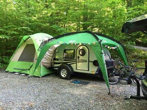tatg camping  daniel ingram love  method  keeping  trailer dry  shady  note