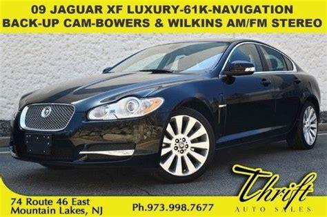 Buy Used 09 Jaguar Xf Luxury-61k-bowers & Wilkins Am/fm