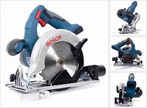 Bosch Gks 18 V Li : sega circolare a batteria bosch gks 18 v li professional ferramenta carozzi ~ Orissabook.com Haus und Dekorationen