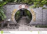 Qinghui Garden stock photo. Image of dynasty, foshan ...