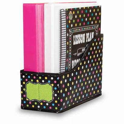 Bin Chalkboard Brights Teacher Storage Created Resources