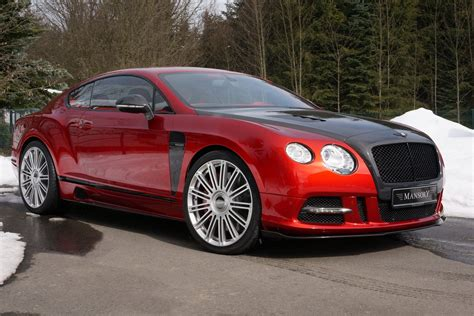 mansory cars mansory sanguis bentley continental gt package car tuning