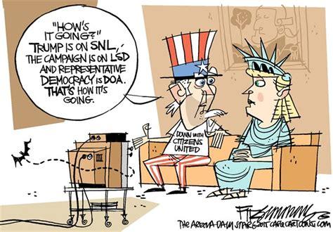 election cartoon goerie