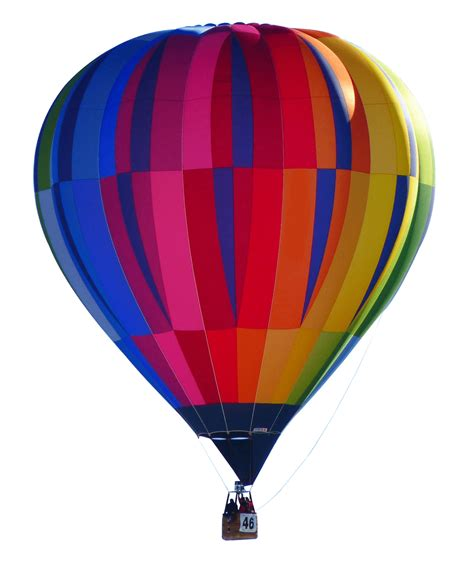 Library of sky with sun and hot air balloons graphic png