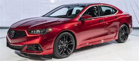 acura tlx 2020 2020 acura tlx pmc edition review specs features
