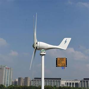 Advanced Home Wind Turbine 500w 12v 24v Small Horizontal