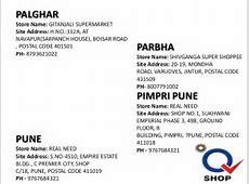 Sahara Q Shop Locator Maharashtra