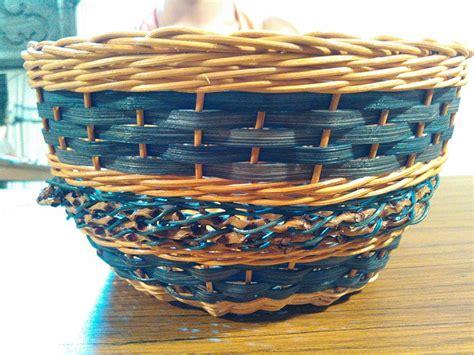 beginning basket weaving   cheryl dixon