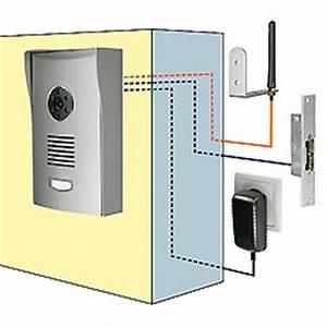 Elektrischer Türöffner Einbauen : baumaterialien zement funk t r ffner gartentor ~ Watch28wear.com Haus und Dekorationen