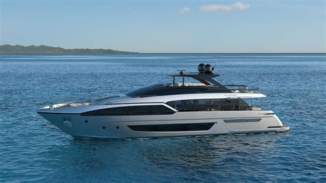 Riva Yacht Harbour by Riva 90 More Details Revealed By Ferretti Yacht Harbour