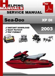 Sea-doo Xp Di 2003 Service Repair Manual Download