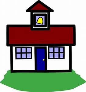 School House Clip Art at Clker.com - vector clip art ...