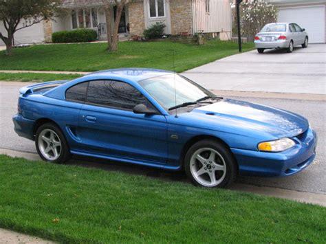 Miragekid 1995 Ford Mustang Specs, Photos, Modification
