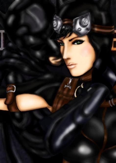 Injustice Batman X Catwoman By Irom92f On Deviantart