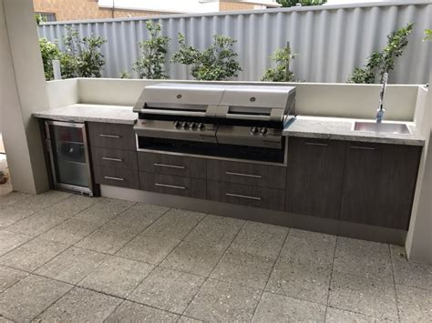 Kitchen Cabinets For Sale Perth Wa by Outdoor Alfresco Kitchens Designed For Perth