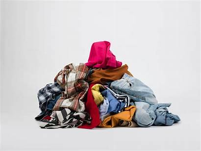 Clothes Piles Dirty Laundry Pile Floor Clothing
