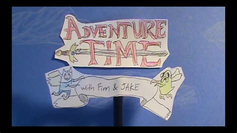 Live Action Adventure Time Theme Song