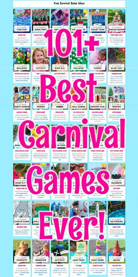 plan   carnival    kid tested games