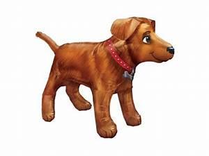 Chien Ballon Deco : ballon h lium g ant chien deco anniversaire ~ Teatrodelosmanantiales.com Idées de Décoration