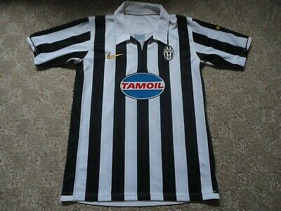 Authentic UEFA Serie A Juventus F.C. BLANK Soccer Football ...