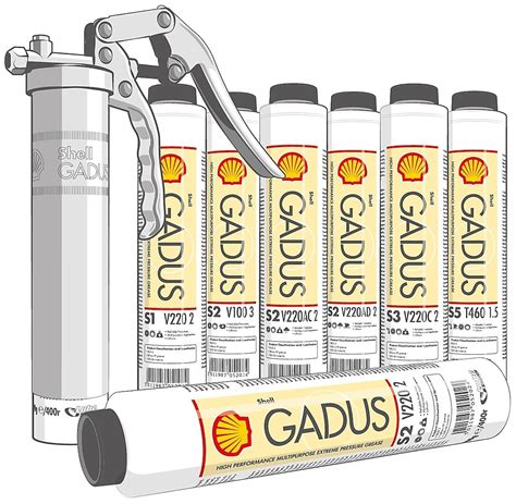 Industrial Grease - Gadus | High-Temperature & Water Resistant Greases | Shell United Kingdom