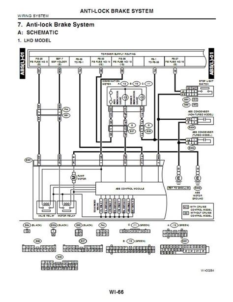 2005 subaru legacy gt engine parts diagram