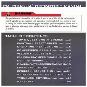 Pmi Piranha Gun V5 3 Manual