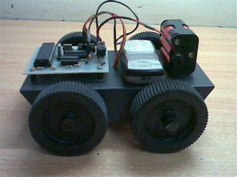 Make Your Own Wireless Remote Controlled Car Home