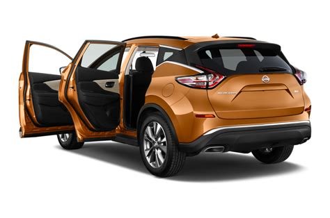 2018 Nissan Murano Reviews And Rating Motortrend
