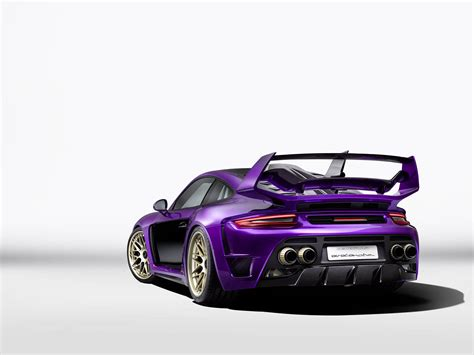 gemballa mirage 911 gemballa 39 s porsches have what it takes to turn heads even