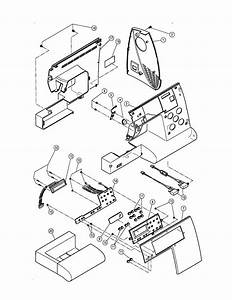 Singer Model 9910 Electronic Sewing Machines Genuine Parts