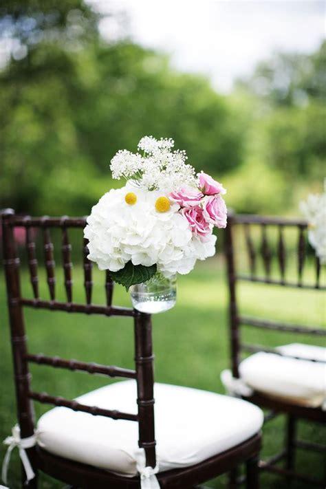 Pink And White Wedding Dark Chiavari Chairs Floral Chair