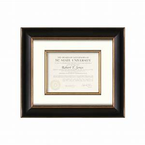 12x15 document frame 12x15 black frame with mat and With document frame with mat