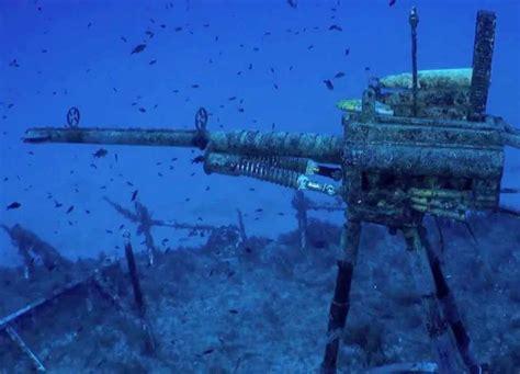 Gozo Dive by Wreck P29 Malta Patrol Boat