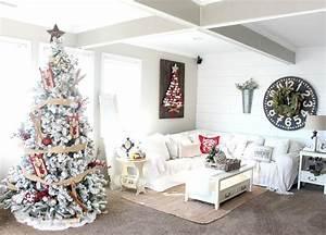Rustikale Weihnachtsdeko Selber Machen Inspiration Fr